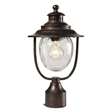 Searsport 1 Light Lantern Head