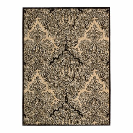 Majestic Rug in Black