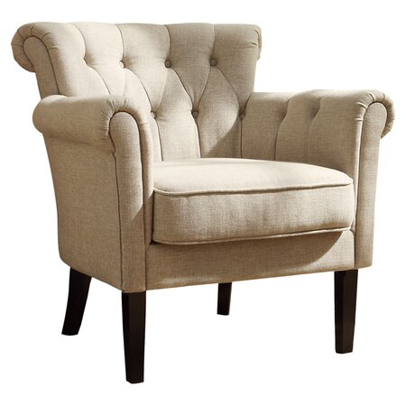 Marianne tufted arm chair ec accent chairs on joss amp main