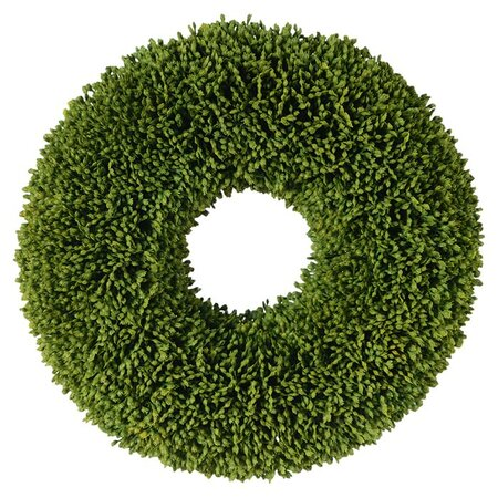 Faux boxwood wreath paradise found on joss amp main