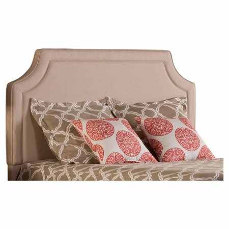Penelope Upholstered Headboard in Parchment