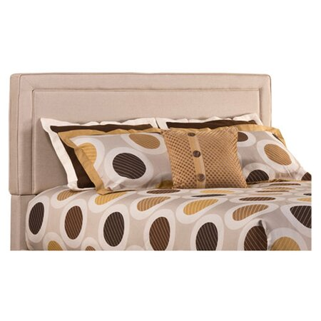 Hughes Upholstered Headboard in Parchment