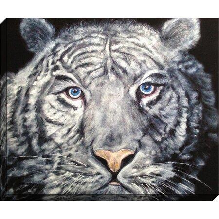El Tigre Canvas Print