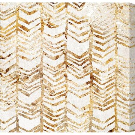 Season Glitter Canvas Print, Oliver Gal