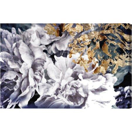 Dos Gardenias Canvas Print, Oliver Gal