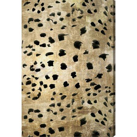 Cheetah Cheetah Canvas Print, Oliver Gal