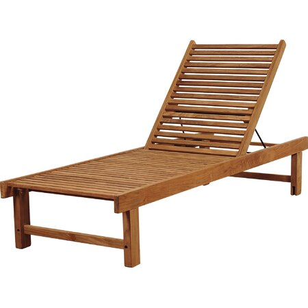 Parker Patio Chaise Outdoor Furniture Steals on Joss & Main