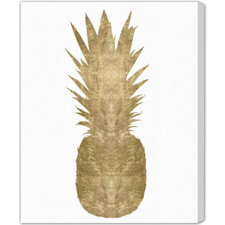 Pineapple Canvas Print, Oliver Gal