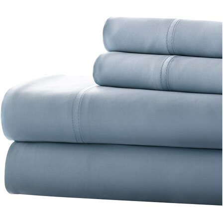 300 Thread Count Tencel Sheet Set in Light Blue