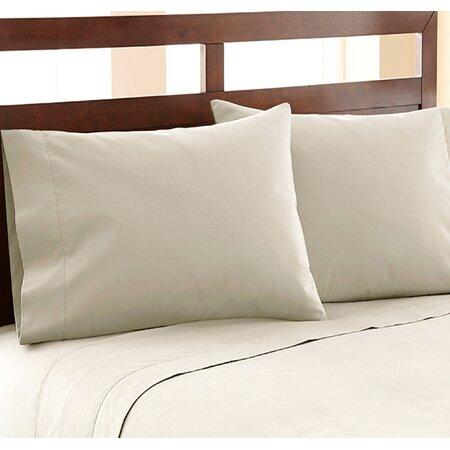 1200 Thread Count Egyptian Cotton Sheet Set in Khaki