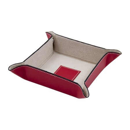 Tillson Leather Valet Tray