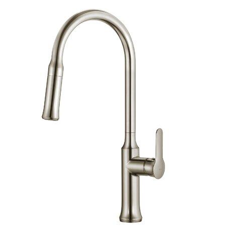 Nola™ Single Lever Pull Down Kitchen Faucet