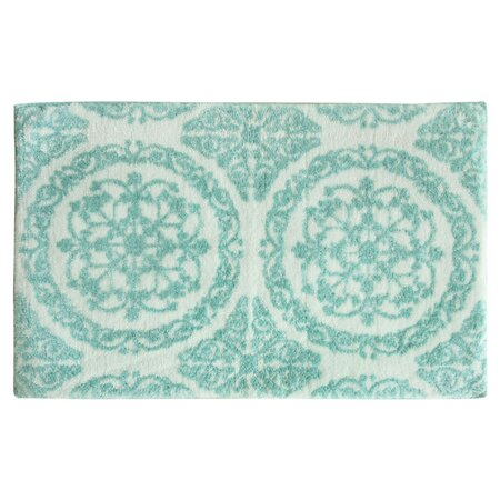 Medallion Bath Mat