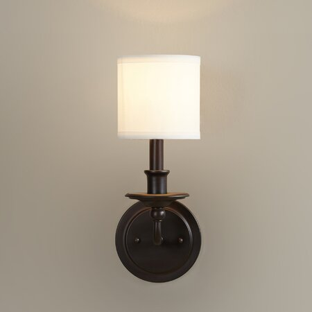 Faneuil Wall Sconce in Satin Nickel