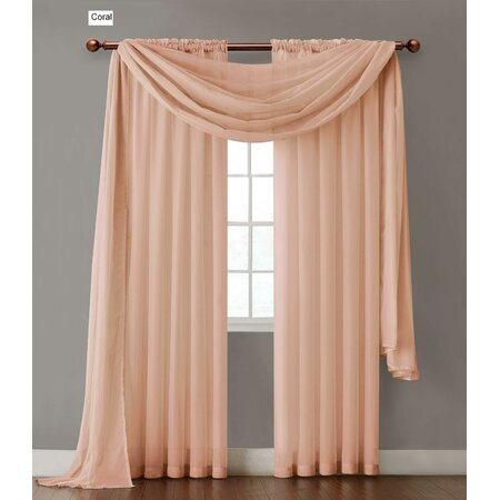 Infinity Single Curtain Panel