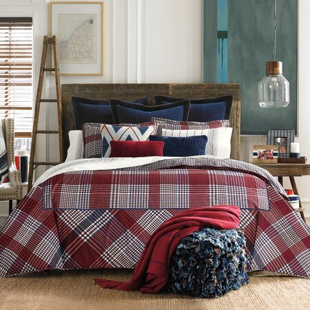 Tommy Hilfiger Buckaroo Plaid Comforter Set Tommy Hilfiger Bedding On Joss Main