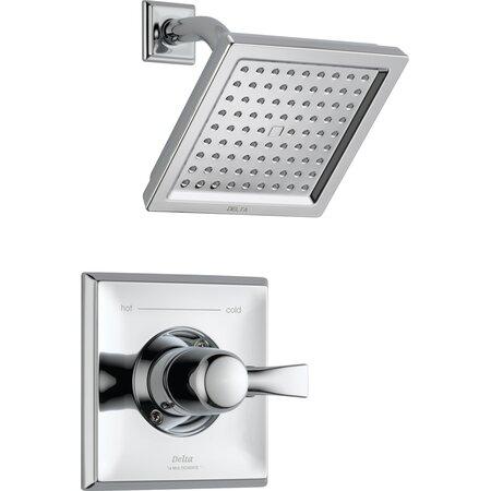 2-Piece Denise Shower Faucet & Lever Handle Set