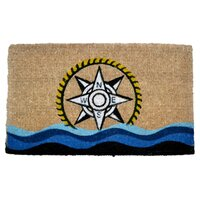 Compass Doormat