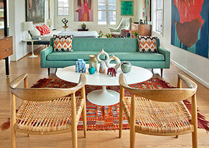 Get the Look: Midcentury