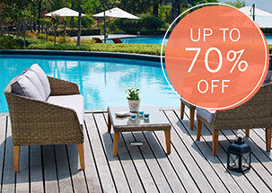 Wicker Up to 70% Off