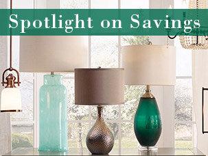 Spotlight on Savings