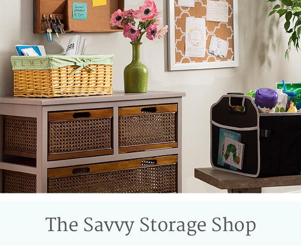 The Savvy Storage Shop