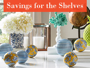 Savings for the Shelves