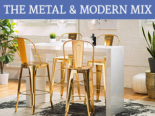 The Metal & Modern Mix