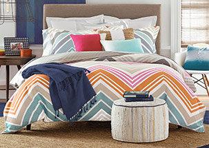 Instant Impact: Bedding