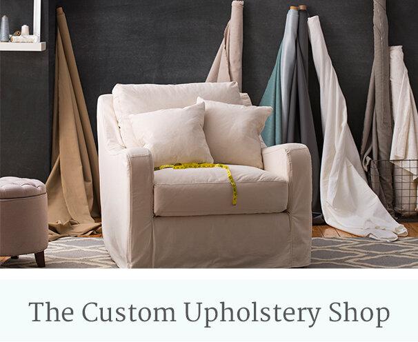 The Custom Upholstery Shop