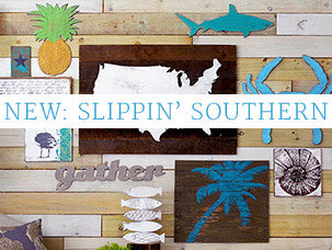 New: Slippin' Southern