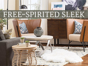 Free-Spirited Sleek
