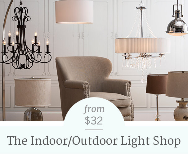 The Indoor/Outdoor Light Shop
