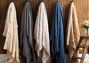 Throws for Cozy Comfort