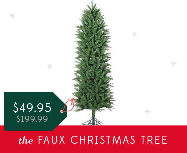 Style Steal: Faux Tree