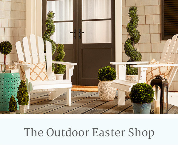 The Outdoor Easter Shop