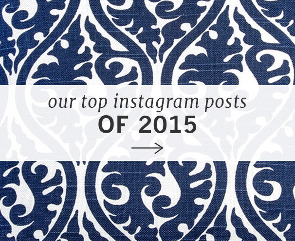 Our Top Instagrams of 2015