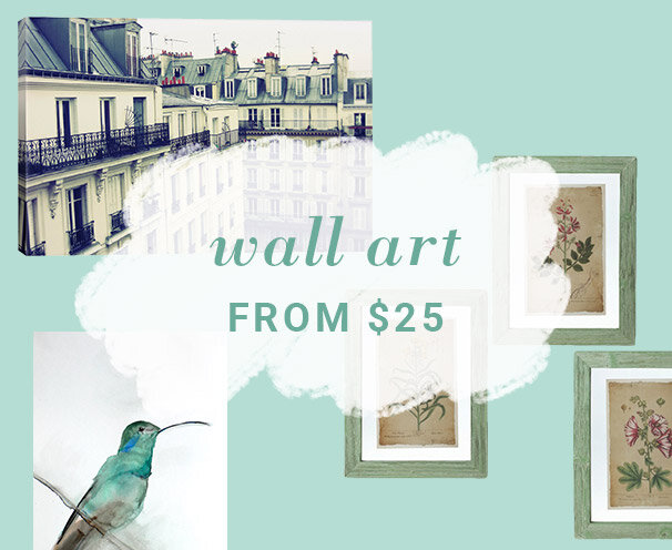 Wall Art from $25