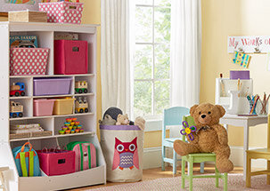 Picture-Perfect Playroom