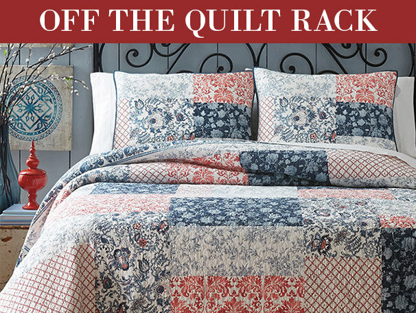 Off the Quilt Rack